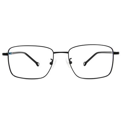 K-DESIGN KREATE 商業美學精緻方框眼鏡🎨 黑/藍綠
