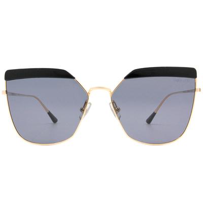 HORIEN 法式優雅氣質款墨鏡 ☀ 神秘灰