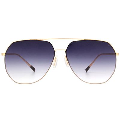 HORIEN 浪漫輕彈飛行框墨鏡  ☀ 低調紫