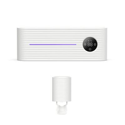 Zahn 360°全方位多功能UVC紫外線滅菌 渦輪風扇風乾 智能充電牙刷置物架(2色)