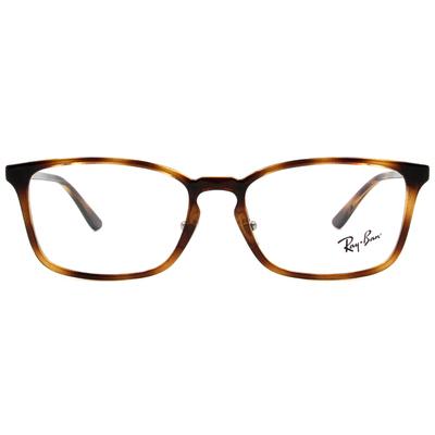 Ray Ban | 威靈頓方框眼鏡 玳瑁棕