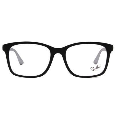 Ray Ban | 沉穩風度款眼鏡 時尚黑
