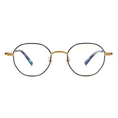Selecta | 個性復刻圓框眼鏡 神秘藍