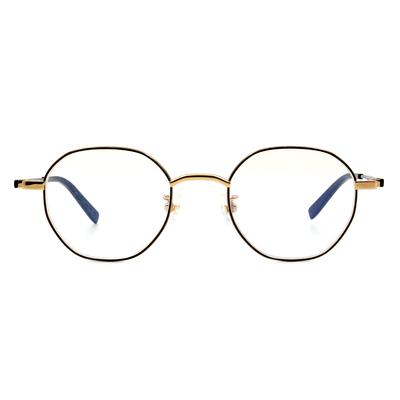 Selecta | 個性復刻圓框眼鏡 經典黑