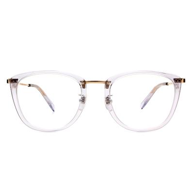 Selecta | 低調優雅的神秘感眼鏡 透明灰