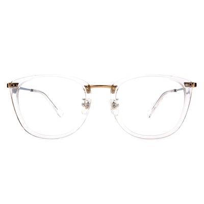 Selecta | 低調優雅的神秘感眼鏡 淨透白