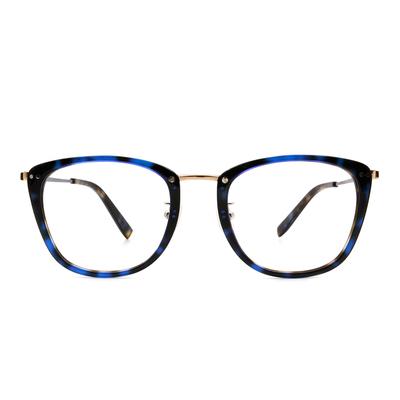 Selecta | 低調優雅的神秘感眼鏡 深海藍