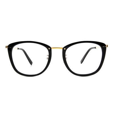 Selecta | 低調優雅的神秘感眼鏡 典雅黑