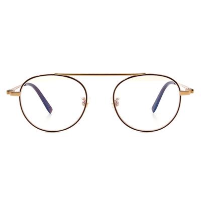 Selecta | 典雅潮流飛官框眼鏡 栗子棕