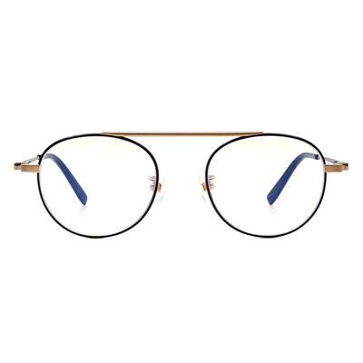 Selecta | 典雅潮流飛官框眼鏡 經典黑