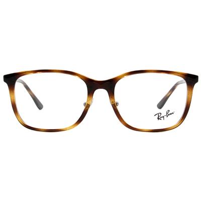 Ray Ban | 威靈頓大方框眼鏡 玳瑁棕
