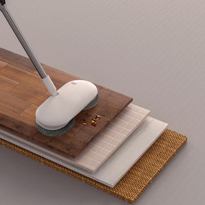 Automop 5cm 纖薄機身 智能手持無線電動擦地清潔機