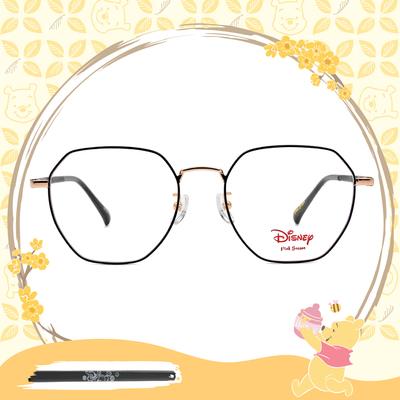 Disney-粉萌季 l 心花怒放邦妮兔 多邊框眼鏡 曜石黑