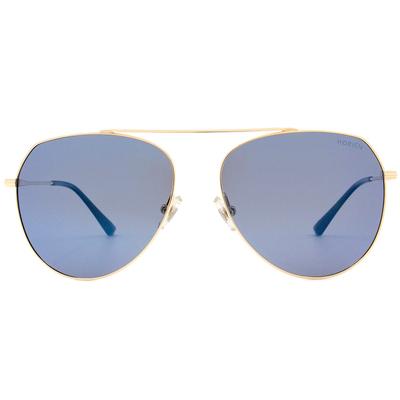 HORIEN 紳士低調飛官框墨鏡 深海藍