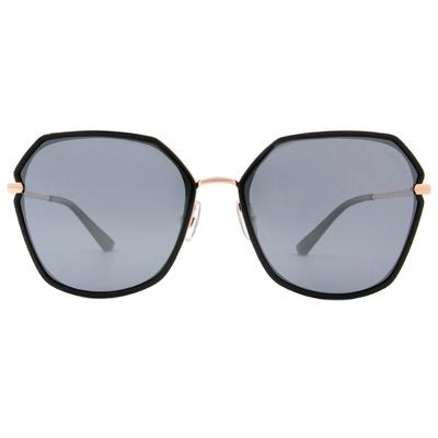 HORIEN 銳利個性款墨鏡 晶透黑