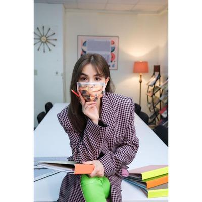 【STYLEi 醫療口罩】ELLA陳嘉樺<娛樂無限公司>MV同款系列聯名款(成人)-一盒共8入 | MIT&MD雙鋼印
