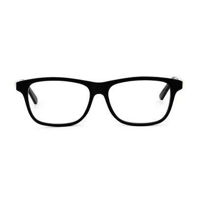 GUCCI│冷豔高貴方框眼鏡│尊貴黑