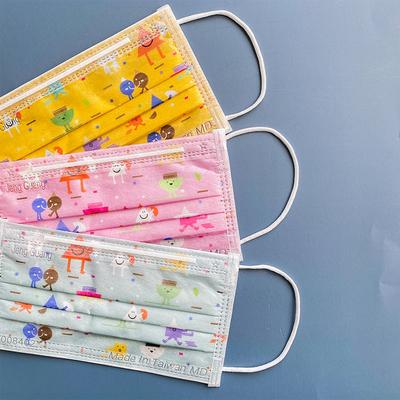 【STYLEi 醫療口罩】童心未泯系列(成人)-一盒共8入 | MIT&MD雙鋼印