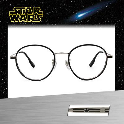 Star Wars:正義 反抗軍同盟 套圈圓框眼鏡︱玳瑁黑