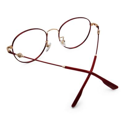 Star Wars:莉亞公主 圓框眼鏡︱亮紅