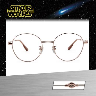 Star Wars:莉亞公主 圓框眼鏡︱藕粉