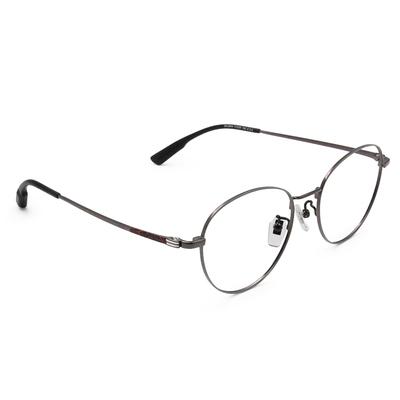 Star Wars:Kylo Ren凱羅·忍 波士頓框眼鏡︱銀灰