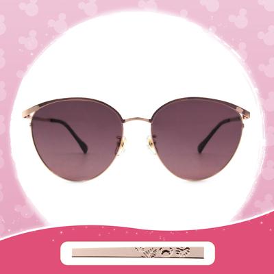 Disney 史迪奇│夏威夷派對 貓框墨鏡 葡萄紫 (大框款)