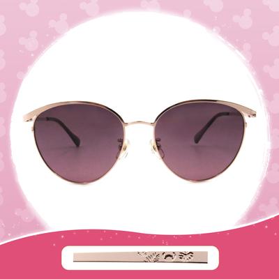 Disney 史迪奇│夏威夷派對 貓框墨鏡 葡萄紫 (小框款)