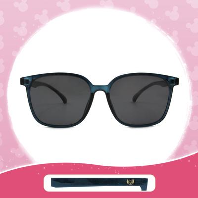 Disney 史迪奇│渡假海風 方框墨鏡 魅海藍