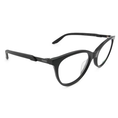 PUMA l 復古潮流 貓框眼鏡 l 格調黑