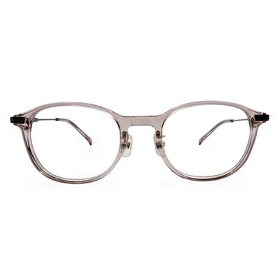 Selecta|時尚粗版威靈頓框眼鏡|精靈粉