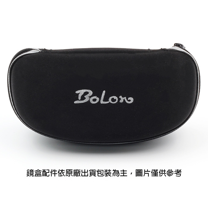 BOLON 經典不朽飛官淚滴框 香檳金/橘彩水銀片 (721-3-55)