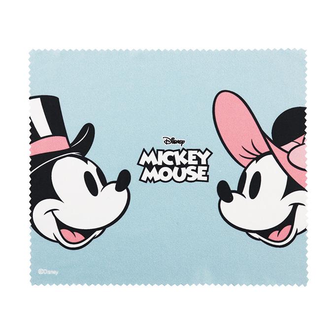 Disney Love米系列眼鏡盒♥凝視彼此-甜蜜粉藍