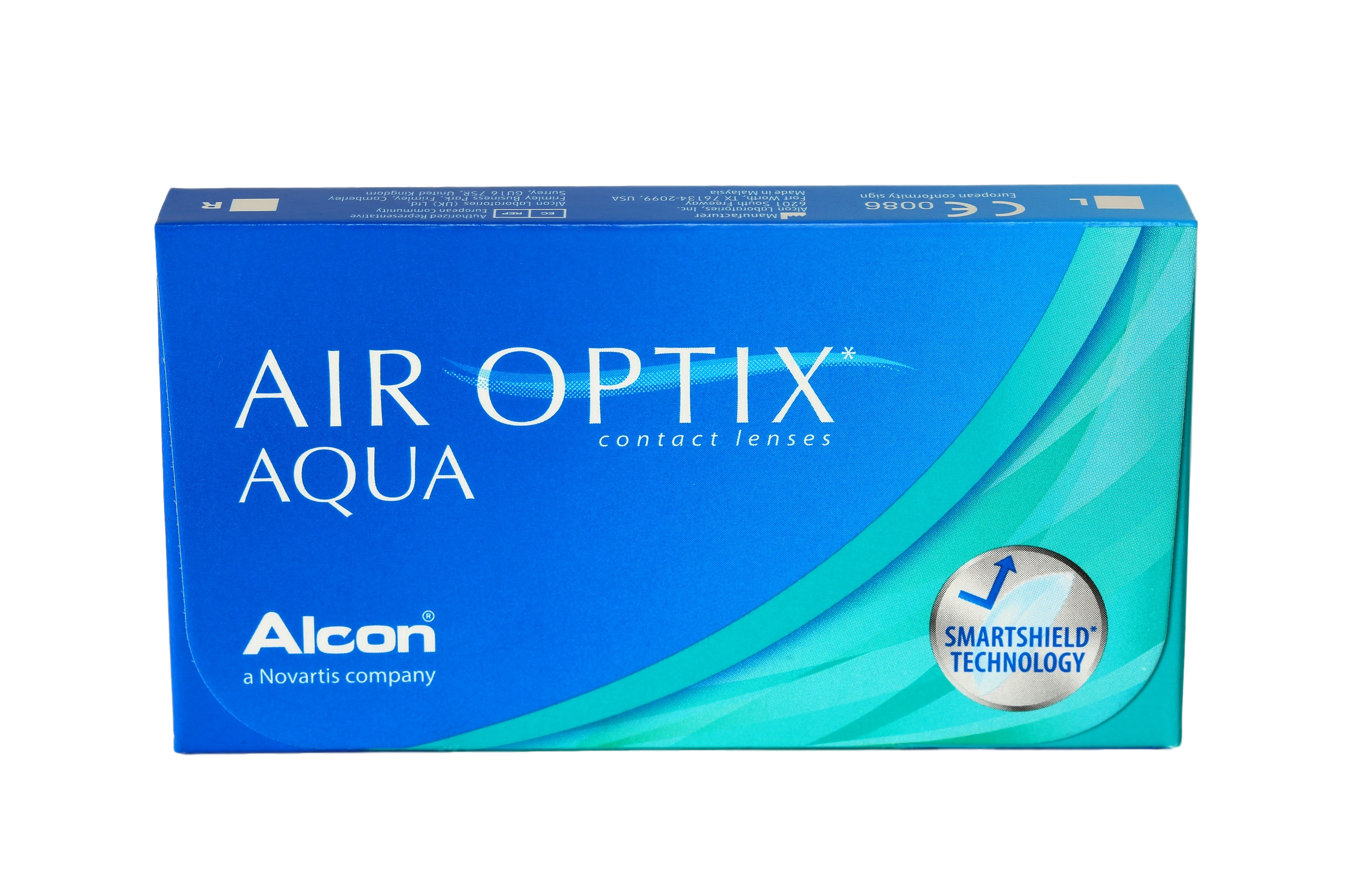 舒視氧高透氧隱形眼鏡濕潤型(3片裝)