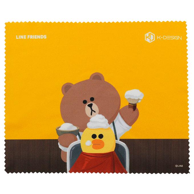 K-DESIGN X LINE FRIENDS 配件組♦熊大設計師