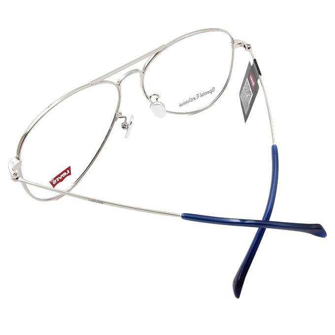 LEVI'S Special Exclusive-飛行框眼鏡 優雅寶石藍