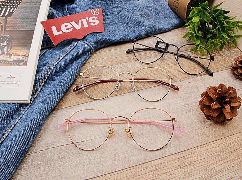 LEVI'S Special Exclusive-圓框 霧面時代黑