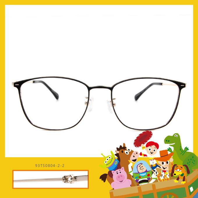 Toy Story × 胡迪方框眼鏡 締造歷史 ◆ 個性黑