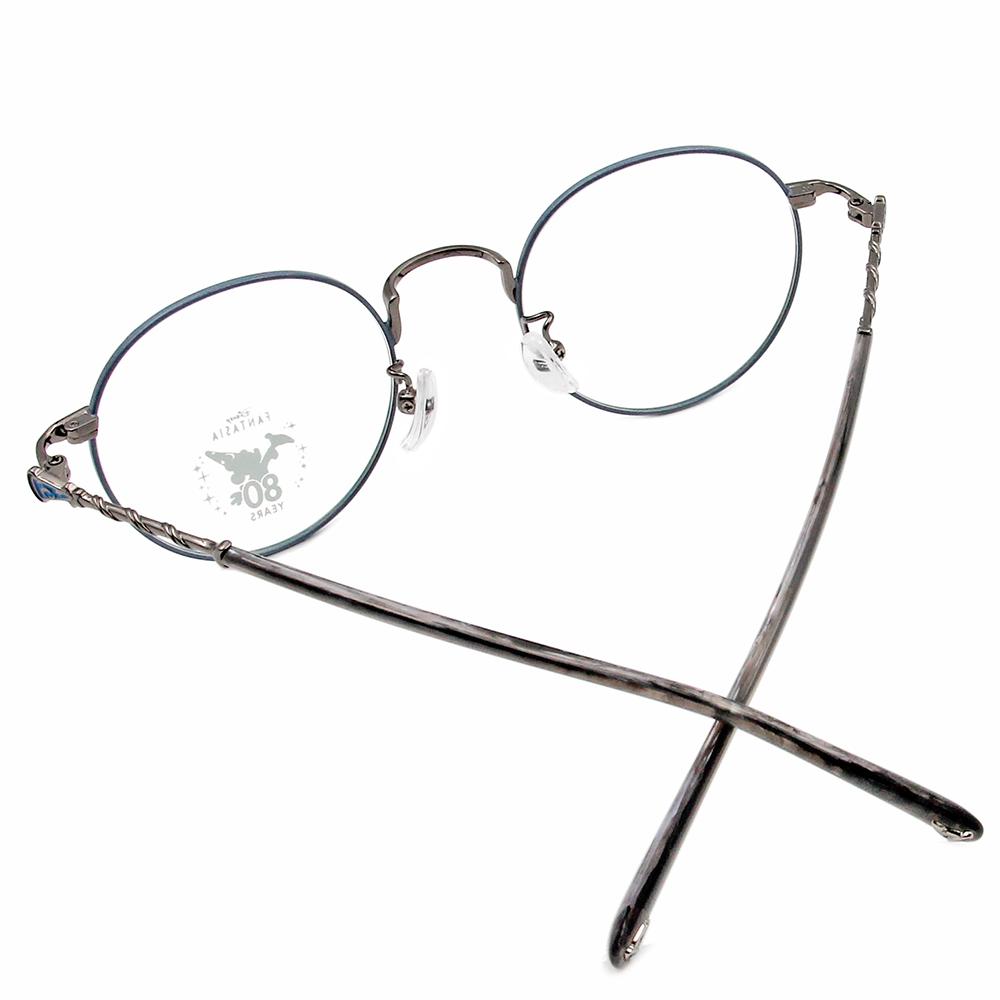 Disney🌟Fantasia l 魔法杖 圓框眼鏡 神秘灰